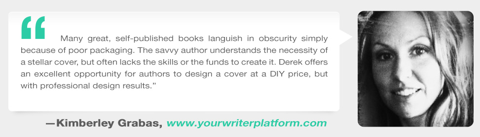 testimonials2a DIY Book Covers - Free book design templates for self-publishing authors