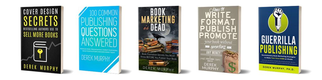 3dws DIY Book Covers - Free book design templates for self-publishing authors