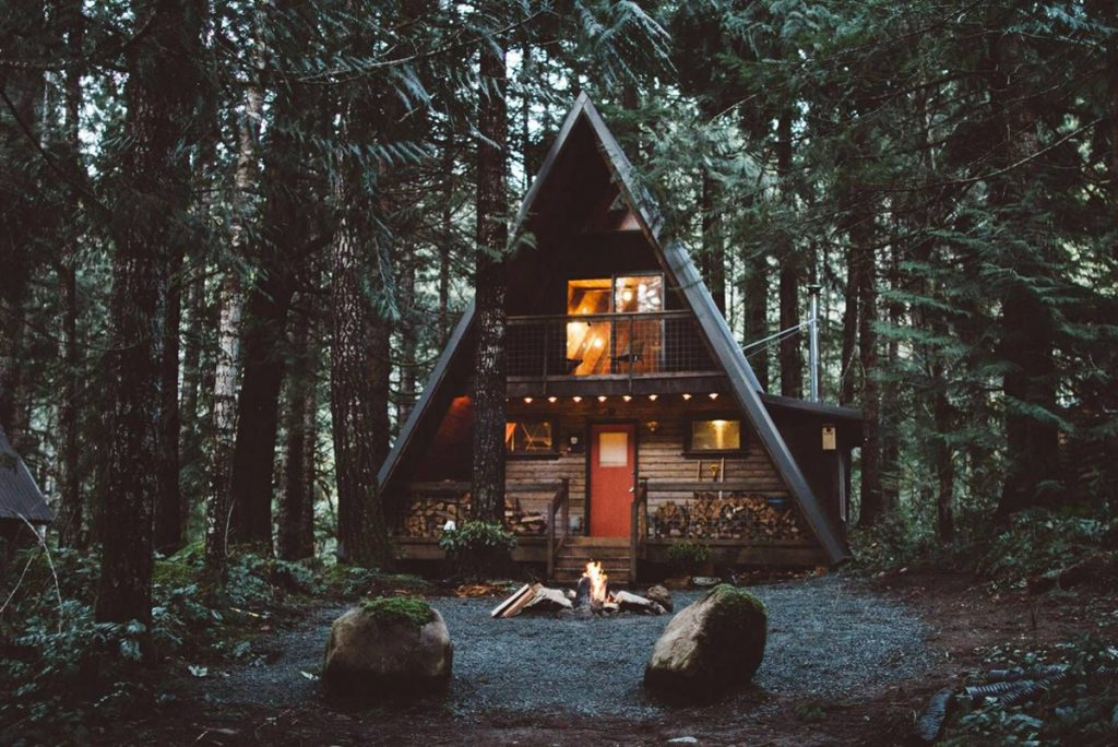 33-Most-Beautiful-A-Frame-Cabins-You-Can-Be-Dreaming-1024x684 Support this Site
