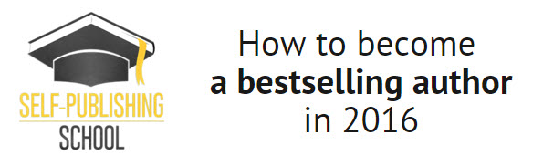 how to become a bestselling author 2016